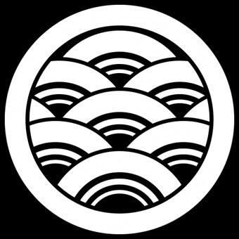 青海波の資料