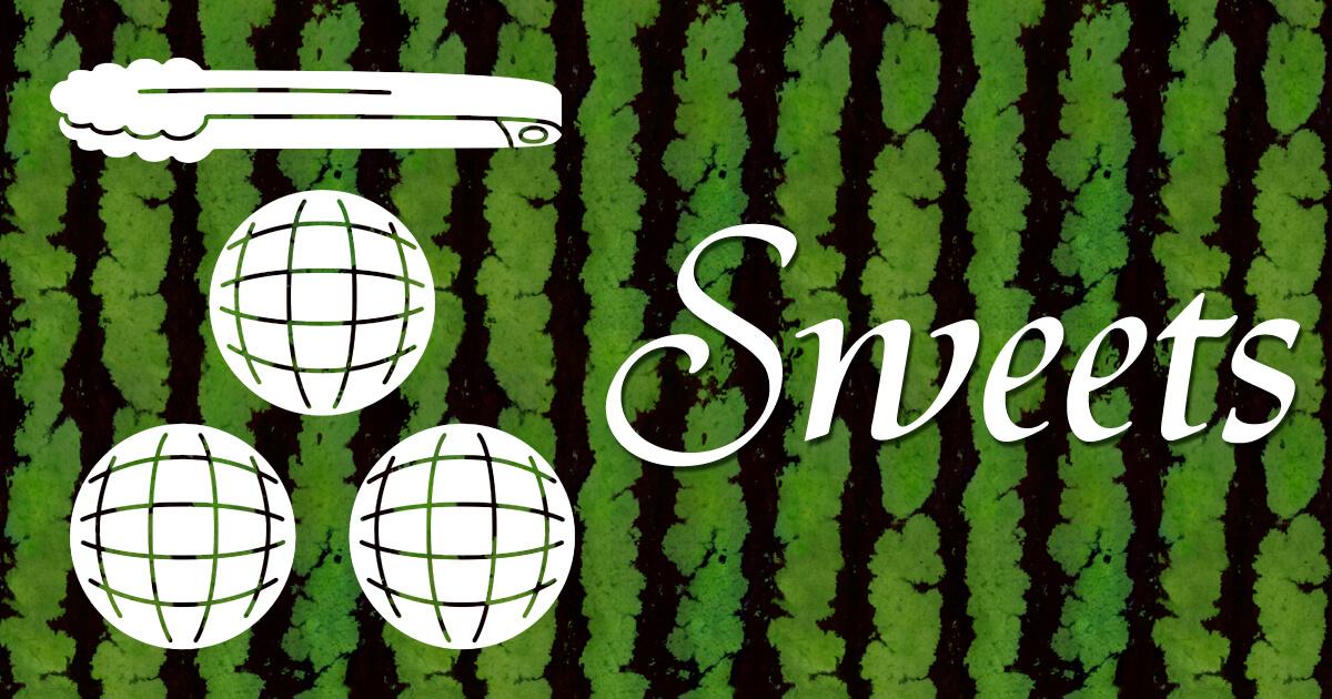 スイーツのオリジナル家紋のアイキャッチ画像