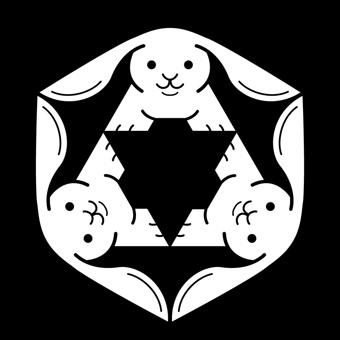 ロップイヤーのオリジナル家紋
